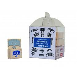 Tampons robots