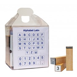 Alphabet Latin