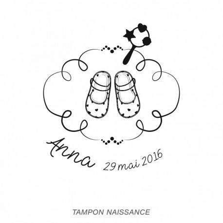 Tampon Naissance