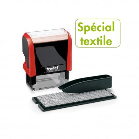 Tampon textile a faire soi-même
