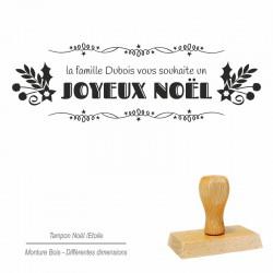 "Tampon ""Noël - Etoile"""